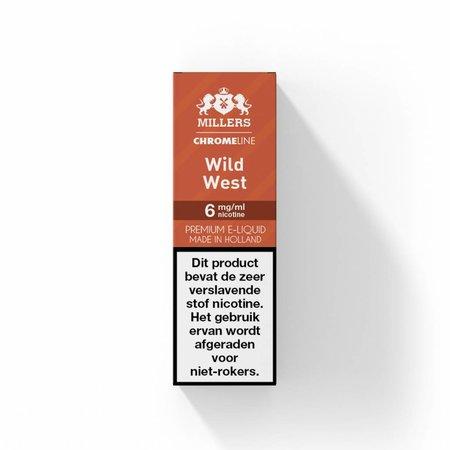 Millers Juice Chromeline Millers Juice Chromeline - Wild West