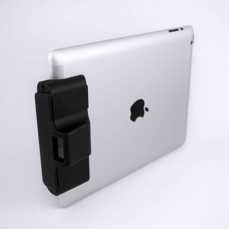 Linea Tab 2 MS 1D BT RFID - iPad 2