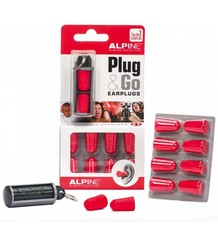 Alpine Plug & Go earplugs