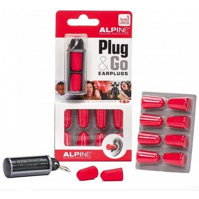 Alpine Plug & Go oordoppen