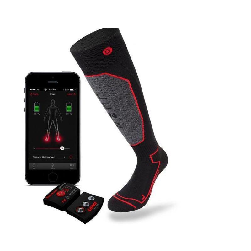 Lenz Heat Sock 1.0 + accupack 1200BT