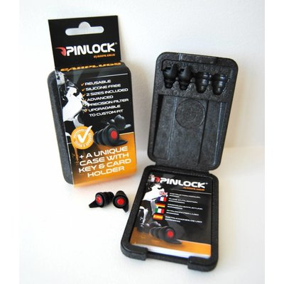 Pinlock Systems Earplugs