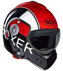Roof Boxer V8 Grafic rood