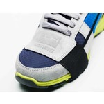 Blauer Sneaker HT 01