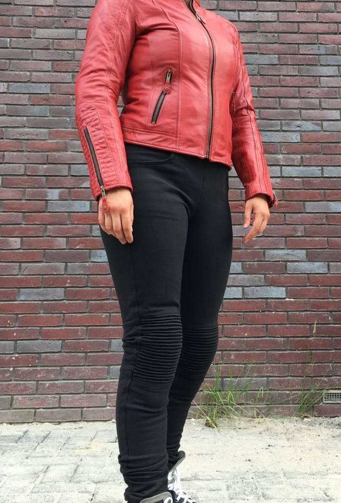 Motogirl Biker Outfit