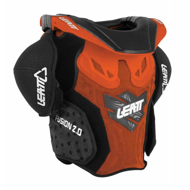 Leatt Fusion Vest Leatt 2.0 Jr