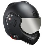Roof Boxer V8 Full black + extra visor!