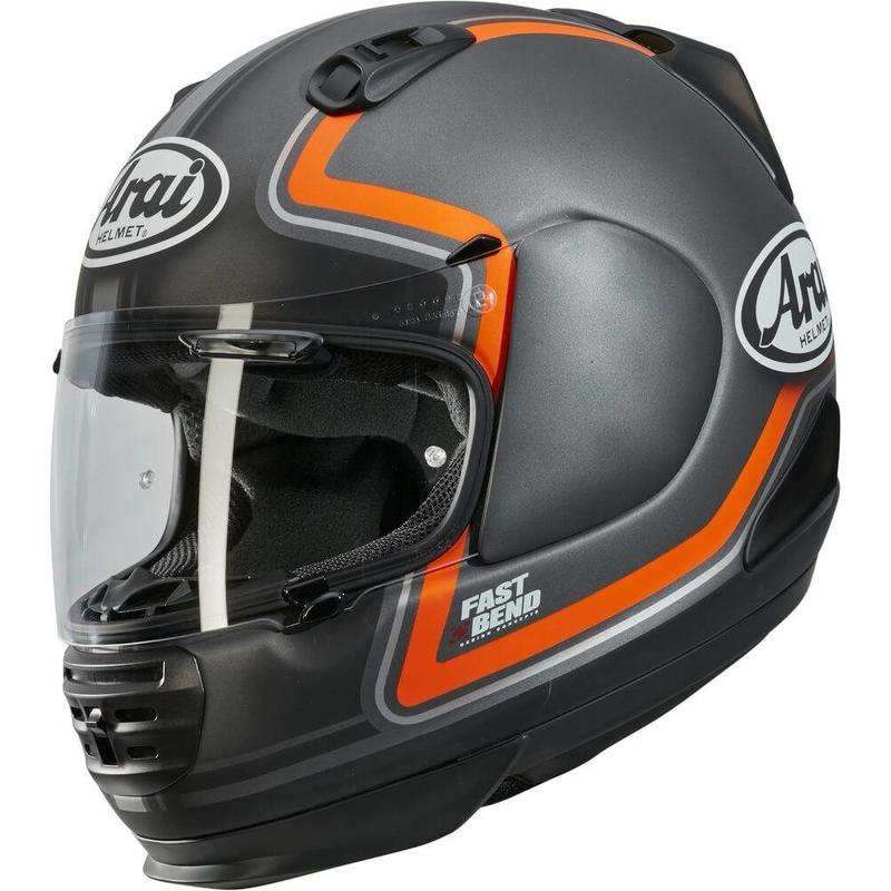Arai Rebel Trophy orange