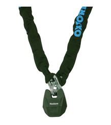 Oxford Hardcore XL chain + padlock 200cm ART 4