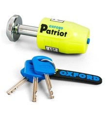 Oxford Patriot disc lock