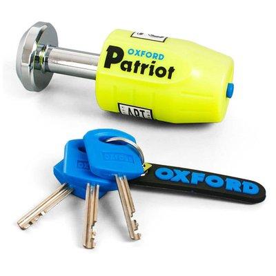Oxford Patriot disc lock