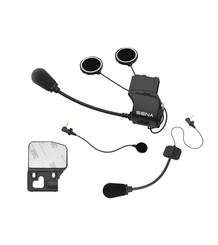 Sena Uni helmet clamp kit w/microphones