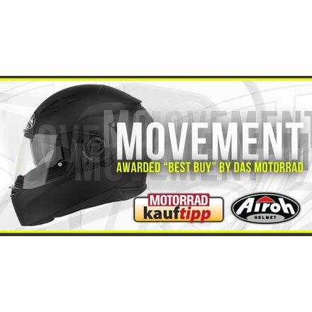 Airoh Movement mat zwart