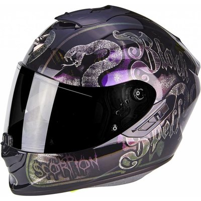 Scorpion Exo 1400 Air Blackspell/Patch