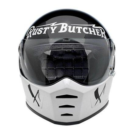 Biltwell Lane Splitter Rusty Butcher
