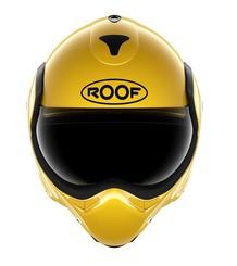 Roof BoXXer CARBON uni yellow