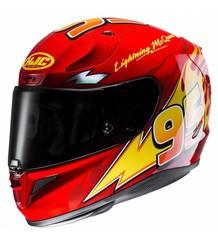 HJC R-PHA 11 Lightning McQueen Disney Pixar