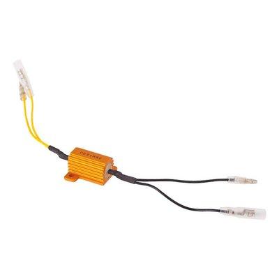 IXS Weerstand voor LED knipperlicht