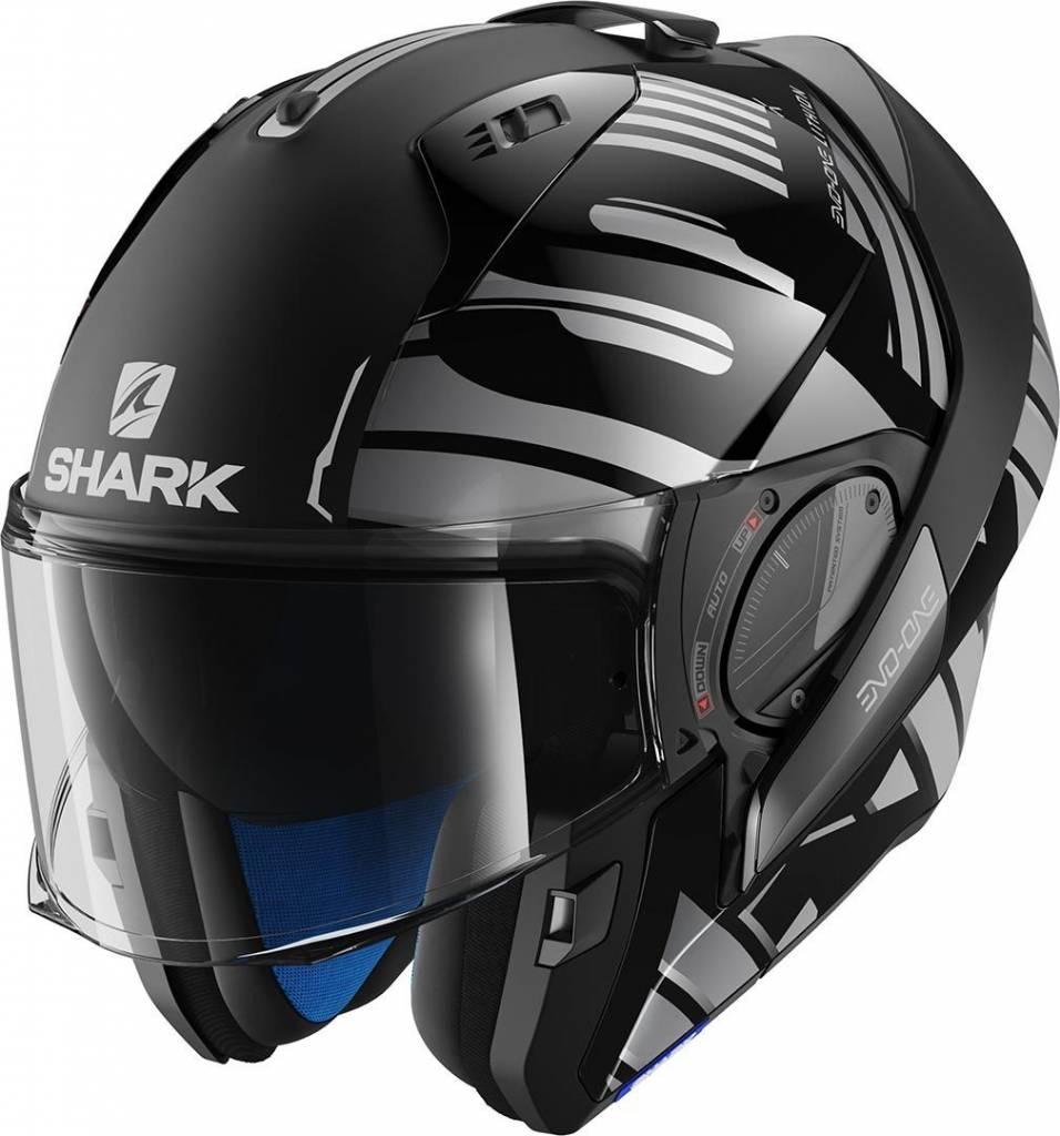 shark evo one 2 lithion biker outfit. Black Bedroom Furniture Sets. Home Design Ideas