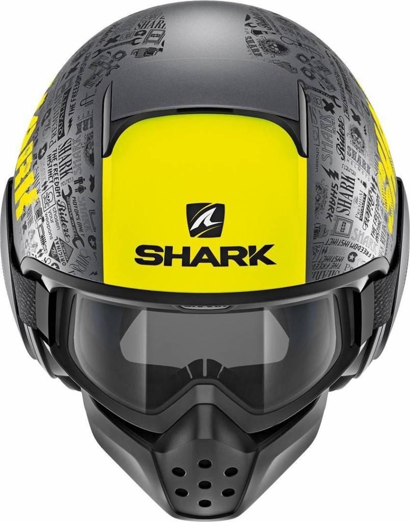 Shark Biker Outfit