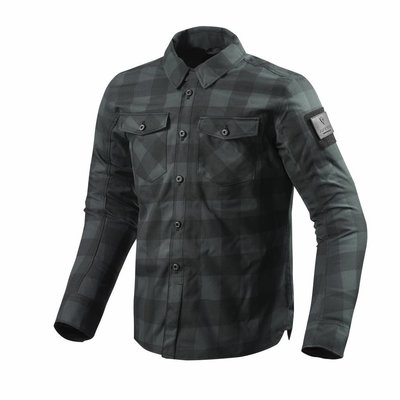 REV'IT SAMPLES Overshirt Bison