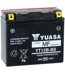 Yuasa Accu YT12A-BS (dry)
