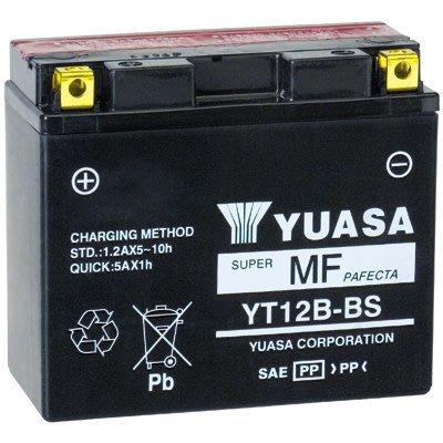 Yuasa Battery YT12A-BS (dry)