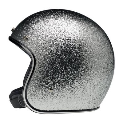 Biltwell Bonanza Brite Silver