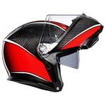 AGV Sportmodular carbon kleuren