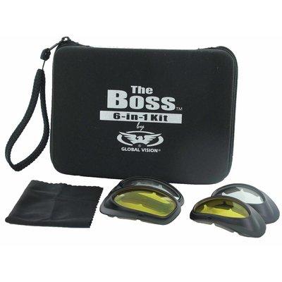 Global Vision Boss kit