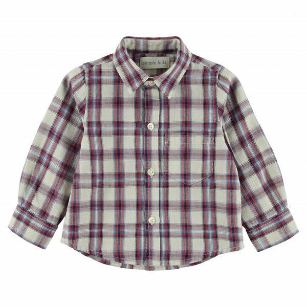 Lange mouwen blouse - ecru