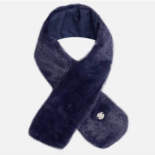 Sjaal - Donkerblauw