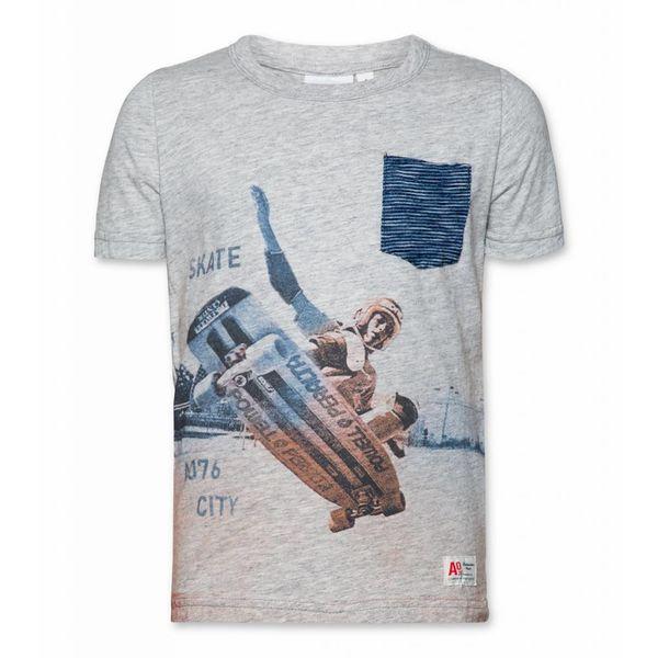Tshirt met skater print