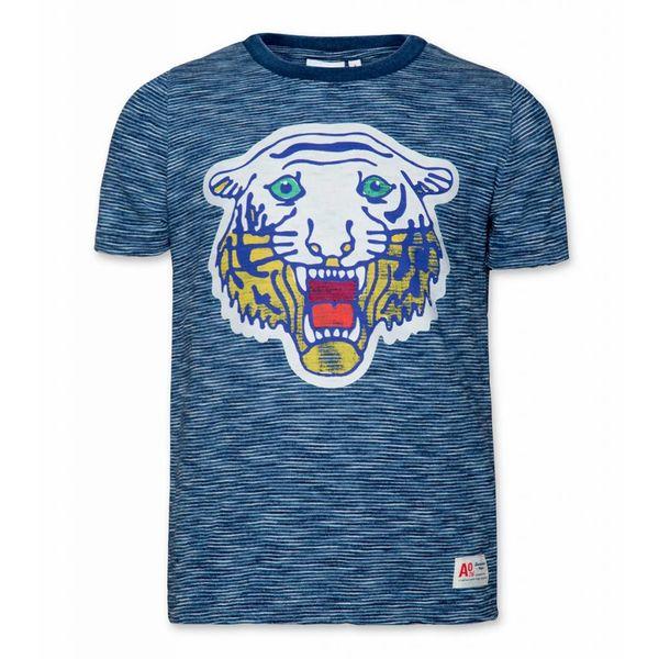 Tshirt met tijger print