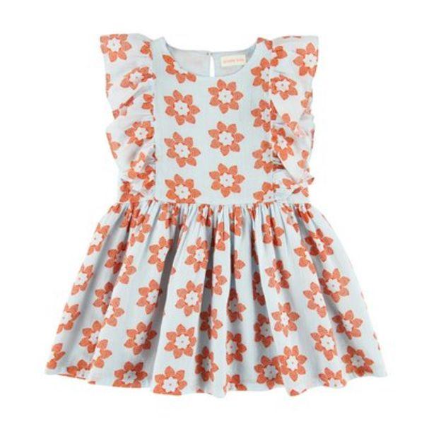 Bloemenprint jurk