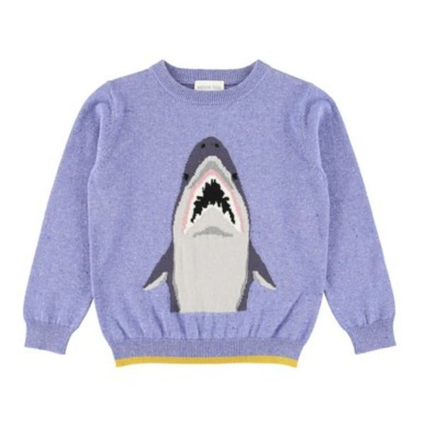 Trui met haai