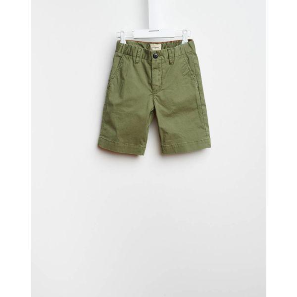 Korte broek donker groen