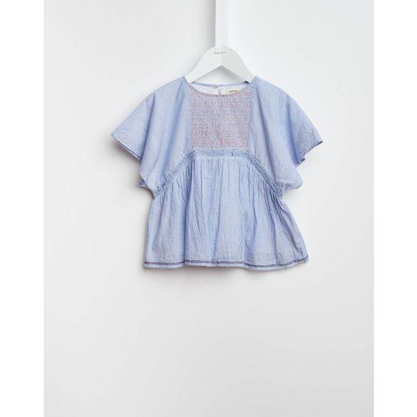 Borduurde blouse