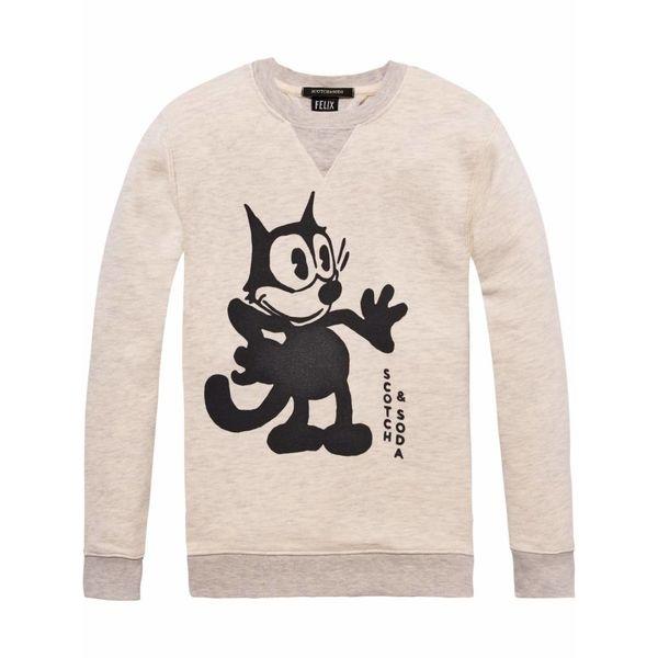 Sweater met Felix de kat