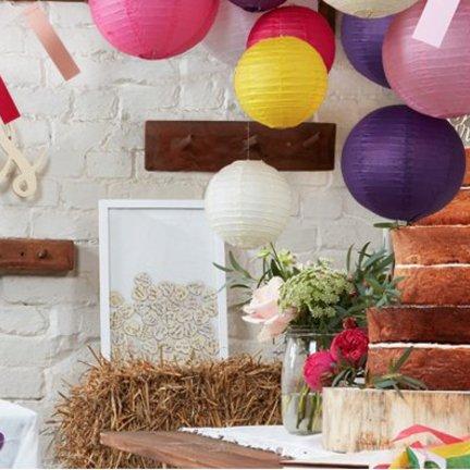 Huwelijk feestartikelen & versiering
