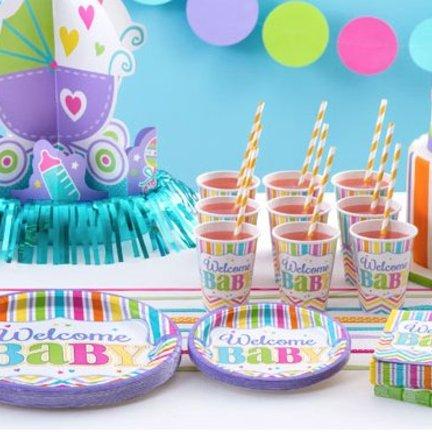 Geboorte feestartikelen