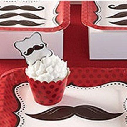 Moustache Feestartikelen