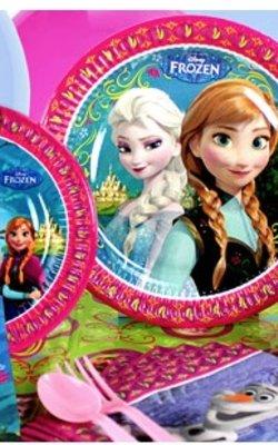 Frozen feestartikelen