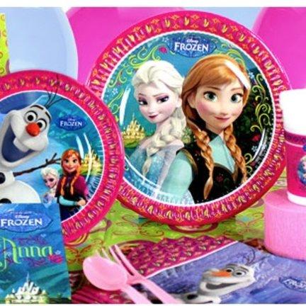 Frozen feestartikelen & versiering
