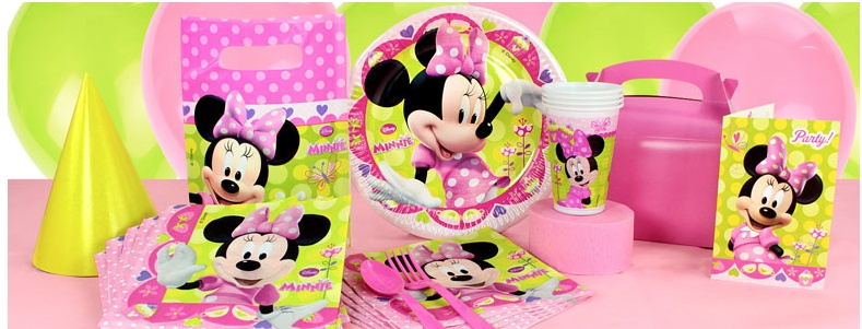 Minnie Mouse feestartikelen & versiering