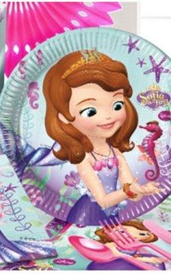 Prinses Sofia Feestartikelen