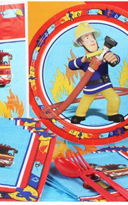 Brandweerman Sam Feestartikelen