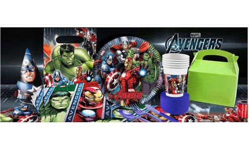 Avengers Feestartikelen