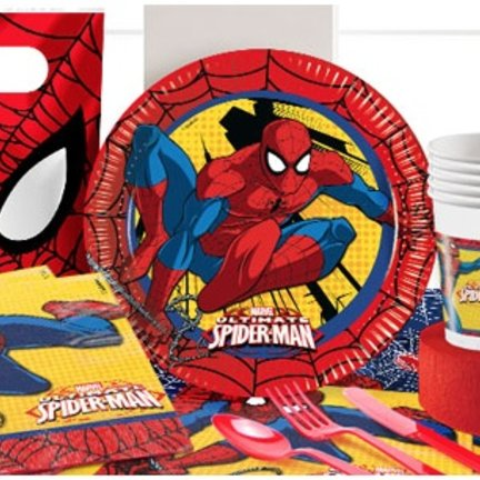 Spiderman Feestartikelen & versiering