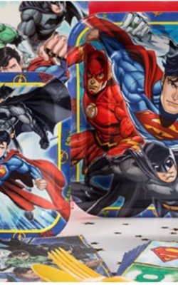 Super Helden Feestartikelen